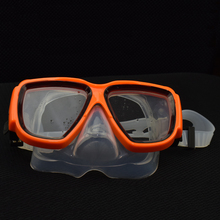 цена на Seafrogs Scuba Diving Mask Glasses Swimming Easily Waterproof Equipment High Quality Optical PC Silicone Waterproof Sucker Case