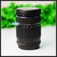 Original M.ZUIKO DIGITAL ED 40 150mm f/4 5.6 R lens For Olympus E PL8 E PL7 E PL6 E PL3 E PL1 EP3 EP5 E M1 E M5 E M10 camera