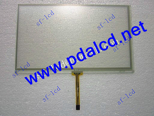 ФОТО new touch for 155mm*90mm*50mm 7.0 inch touch screen digitizer lens