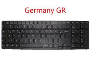 Ноутбук с подсветкой RU SP AR GK IT GR клавиатура для SONY для VAIO SVE151 SVE17 серия Arabia Россия Греция Италия Германия Испанский Новый