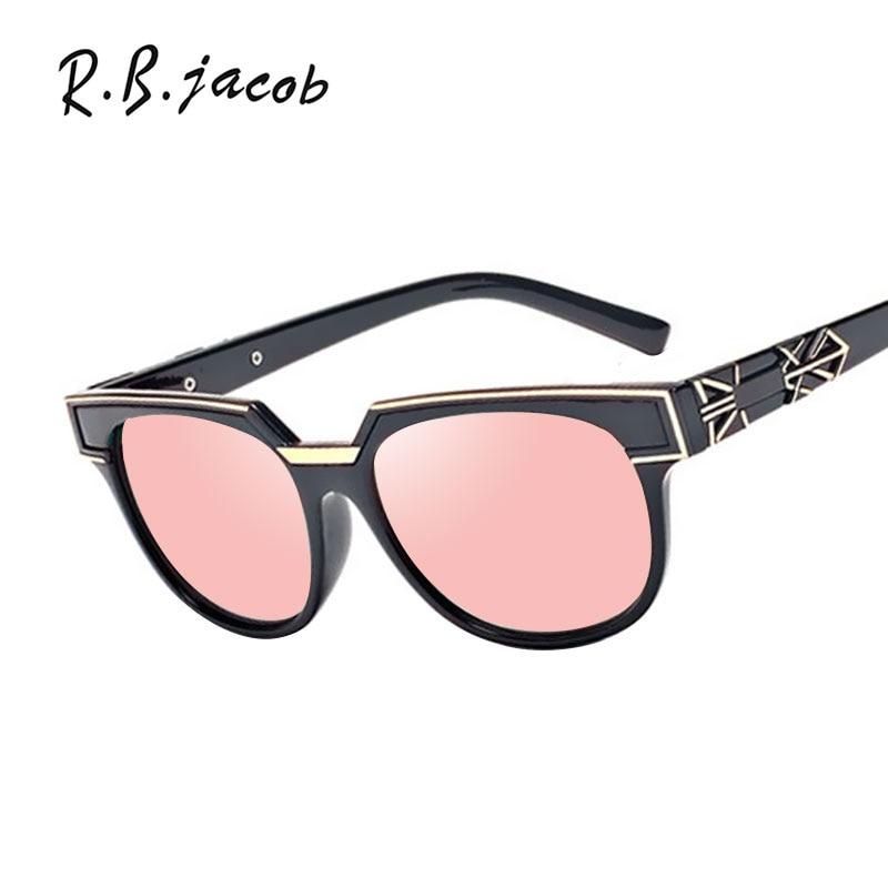 2017 New Flat Top Brand Designer Cat Eye Women Sunglasses UV400 Lady Sun Glasses Female Shade Drive Eyewear Men