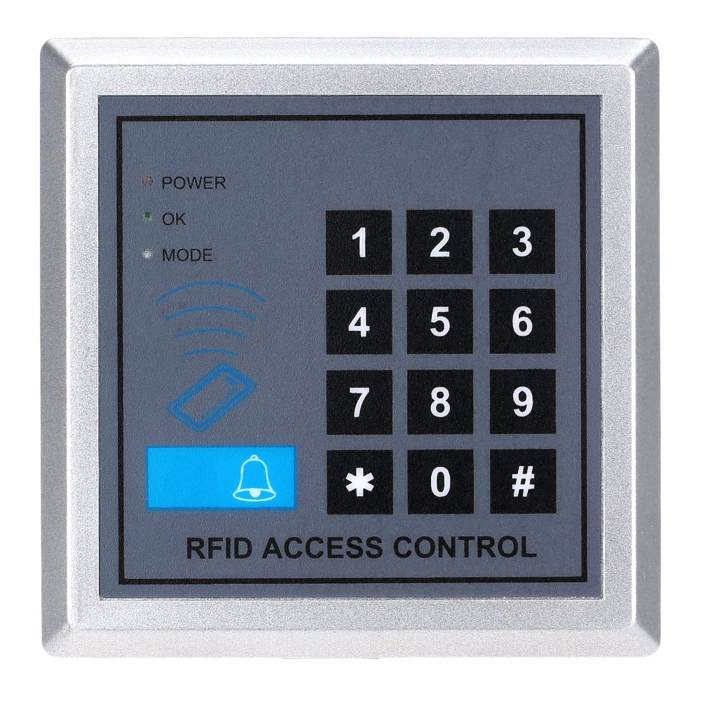 Aliexpress Buy Home Security RFID Proximity Entry Door Lock – Keys Can Access Control Wiring Diagram