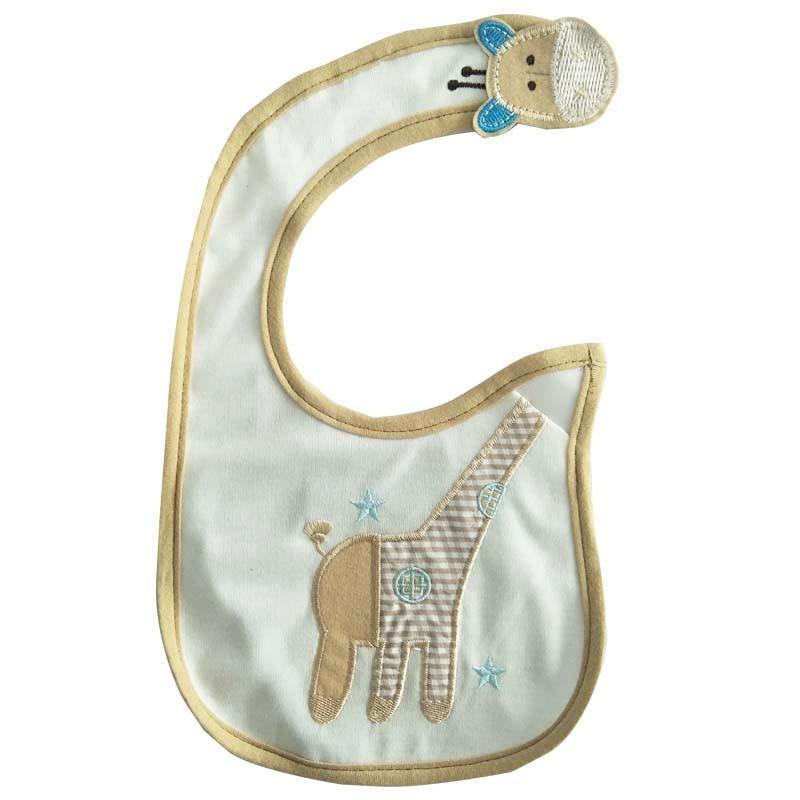 Hzirip Baberos para bebés Patrón de dibujos animados lindo Niño - Ropa de bebé - foto 5