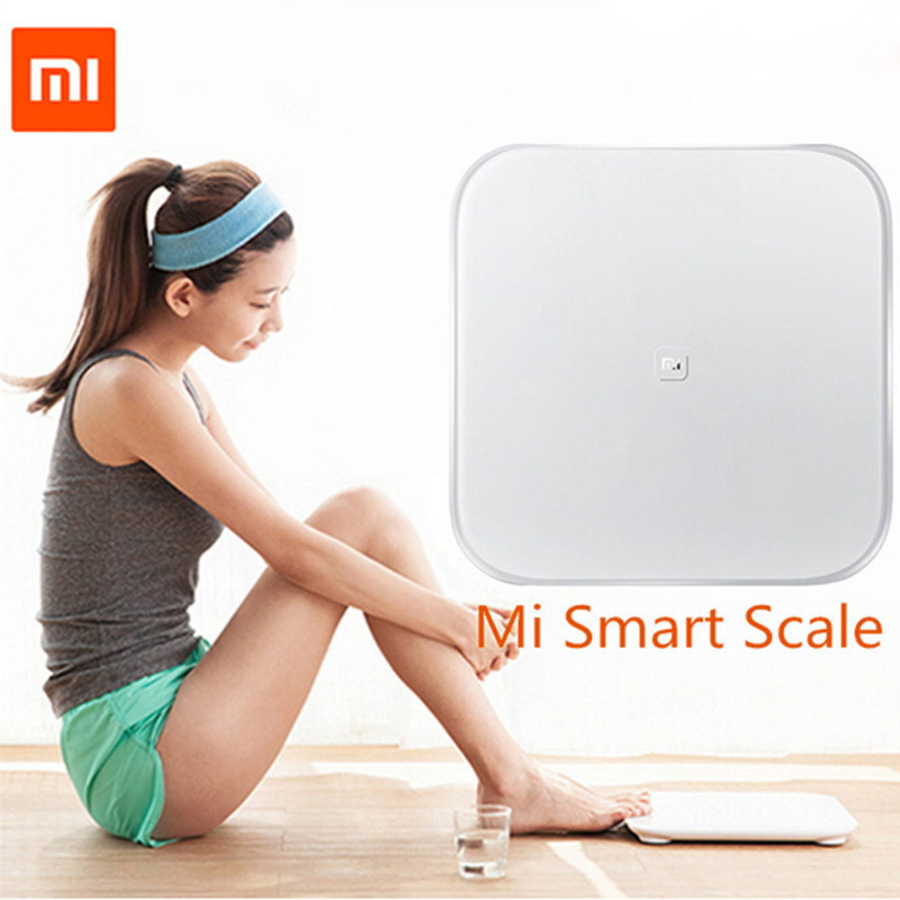 Original Xiaomi Mi Smart Weighing Scale Xiaomi Digital Scale Electronic Scale Xiaomi Bluetooth V4.0 Android 4.4 IOS 7.0 Scales xiaomi smart scale 2 page 4
