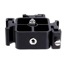 Triple Hot Shoe Mount Adapter Flash Light Stand Umbrella Holder Bracket for Canon/Nikon/Pentax/Olympus(China)