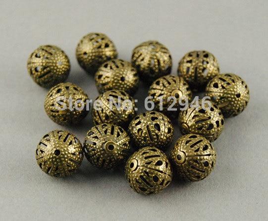 12mm Filagree granos