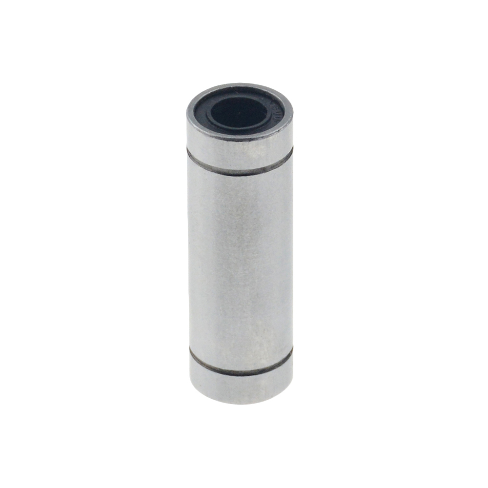 2pcs/lot Free Shipping LM10LUU Long Type 10mm Linear Ball Bearing CNC Parts For 3D Printer