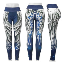 New Pants Women  Clothing Chinese Style Printed Fitness Running  Sport Pants
