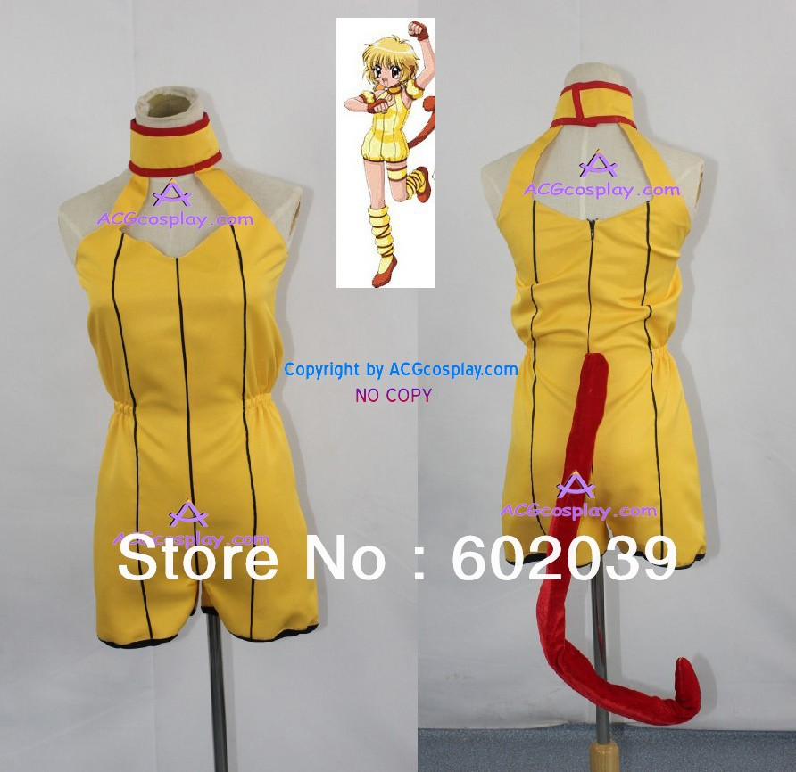 Tokyo Mew Mew Pudding Cosplay Costume ACGcosplay