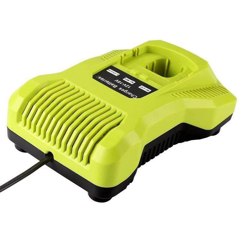 Chargeur outils électriques NI-CD de charge accessoire NI-MH Compatible batterie Ryobi P108 HSJ-19