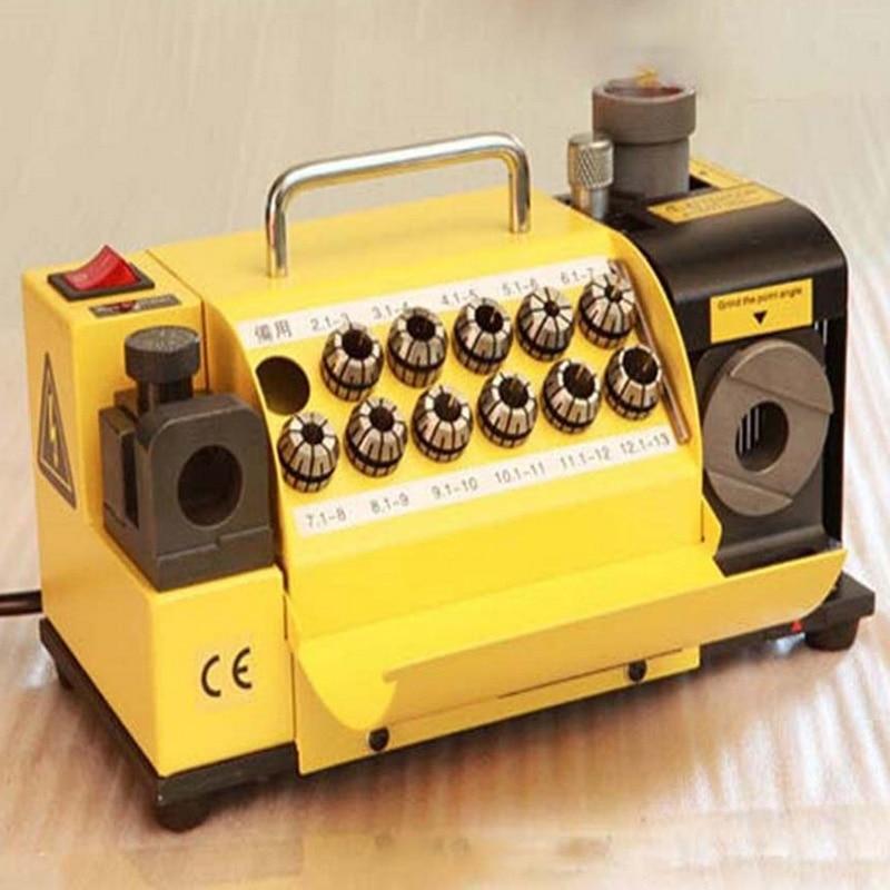 MR 13A Drill Bit Grinding Machine Drill Bits For Metal Accurate And Fast Drill Sharpener Machine 110V/220V drill bits for metal drill bit drilling drill bit - title=
