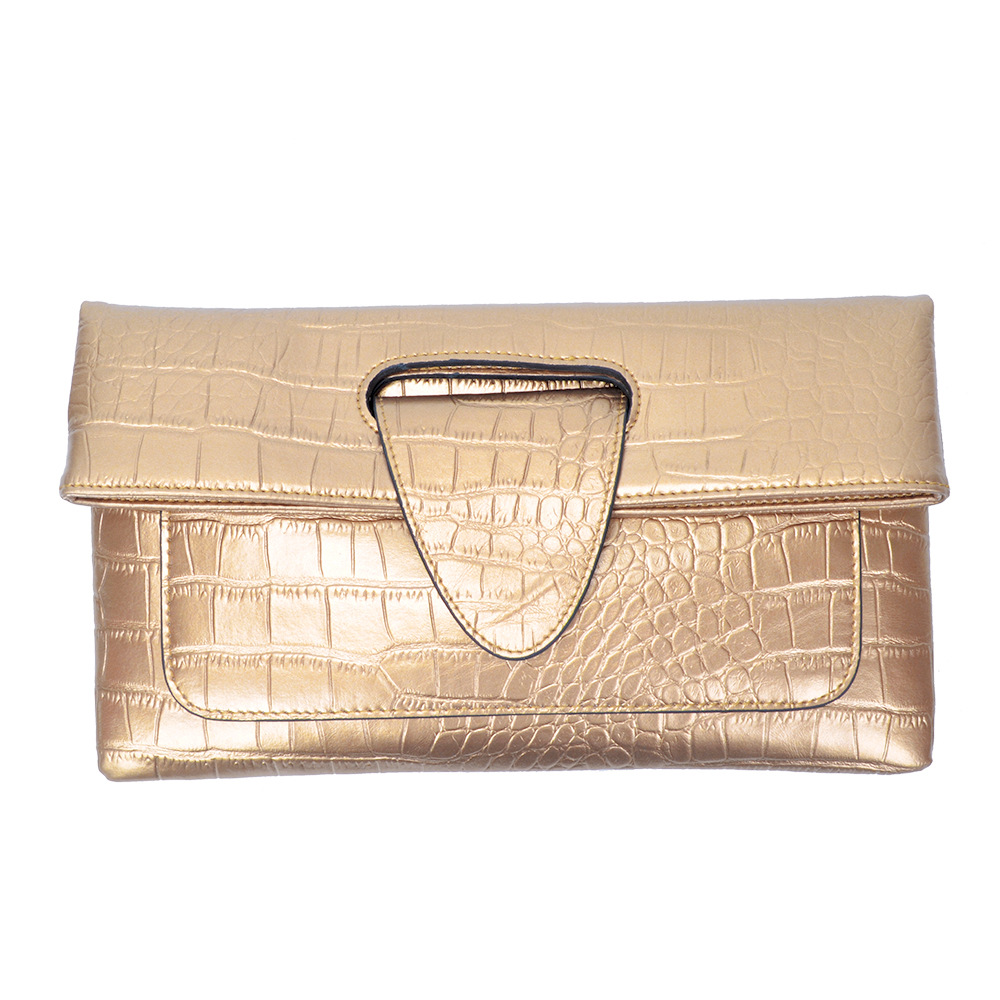 New Women's Evening Clutch Bag Genuine Leather Bag Wedding Day Clutches Purse Gold Ladies Party Wallets Fashion Handbags A125 бюстгальтер patti tender голубой 80c ru