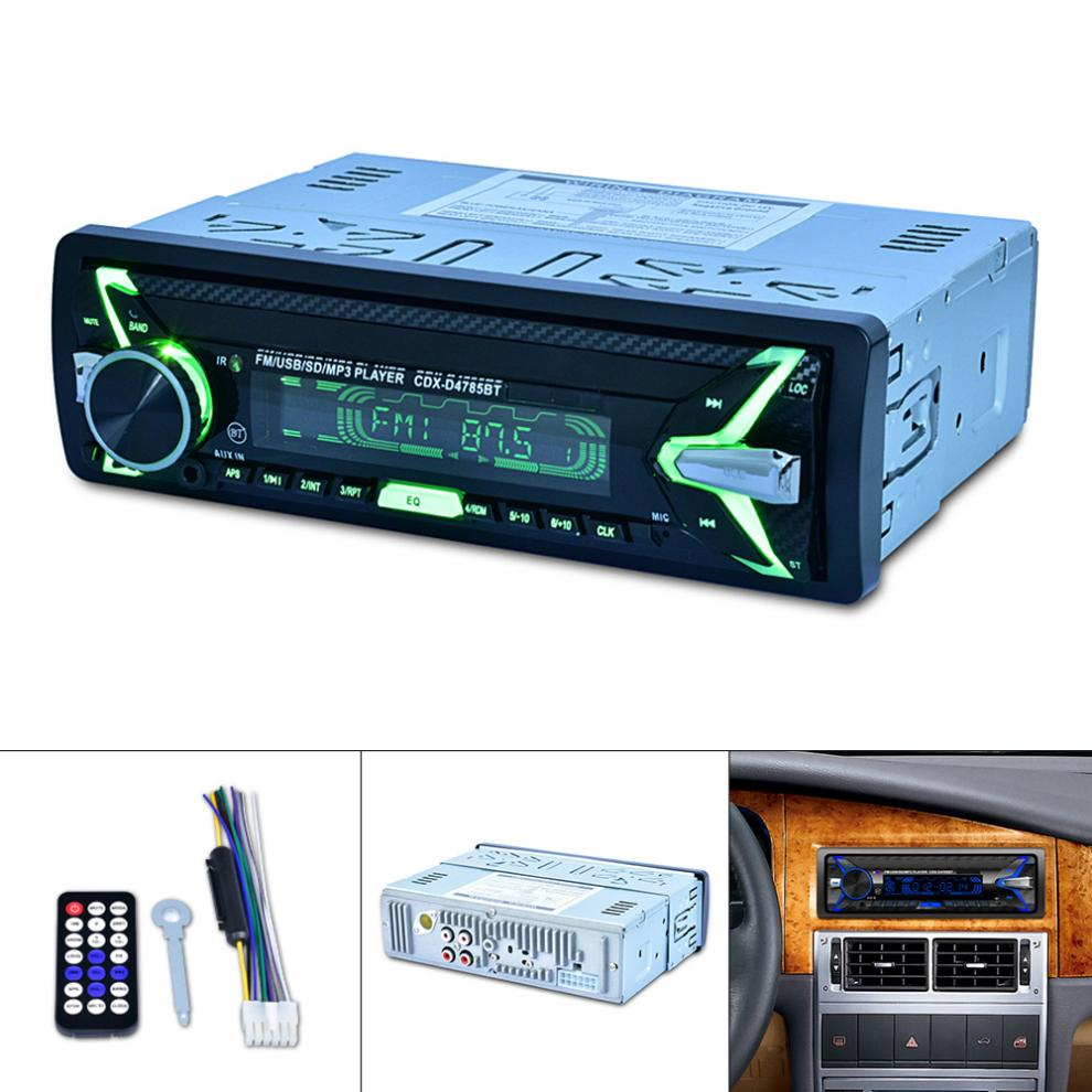 SelenTeks Audio Staccabile SD/FM/AUX/USB