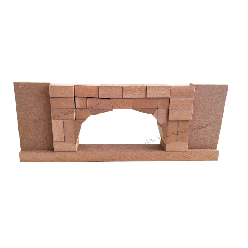Rome Arch Bridge Puzzle education science Mechanics DIY toy for kid Montessori Learning Education Building Blocks for children diy kit turbo air connex electronics physical science education toy