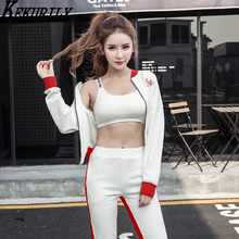 Couture autumn tide suit female fashion sports the new sport leisure