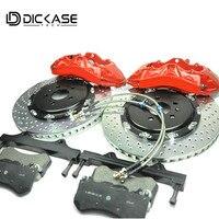 Brake disc 355/362/370/390mm for AMG brake caliper full set brake kit for Benz SLK350/GLK300