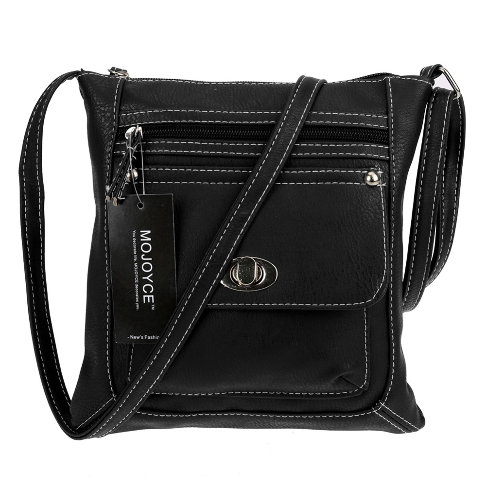 Famous Brand Women Leather Handbags Shoulder Messenger Bags Fashion Crossbody Bag for Women Satchel HandBag Bolsas sac a main fashion casual michael handbag luxury louis women messenger bag famous brand designer leather crossbody classic bolsas femininas