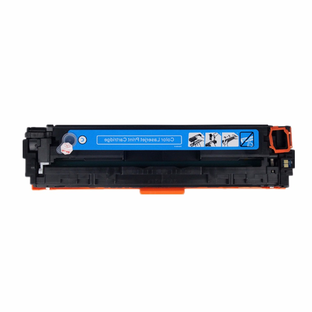 4x Toner Cartridge For HP CE320A 128A Color LaserJet CP1525N CP1525NW CM1415FNW