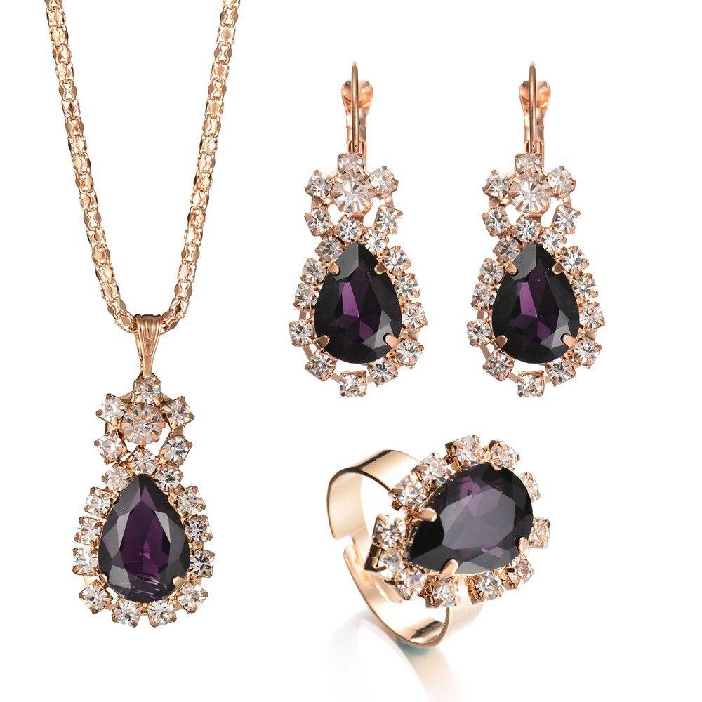 fashion jewelry set free shipping worldwide