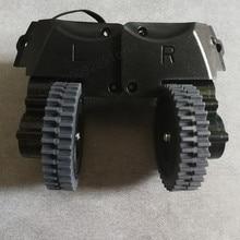 يسار يمين عجلة ل جهاز آلي لتنظيف الأتربة آي لايف a4 a4s a40 X451 جهاز آلي لتنظيف الأتربة أجزاء آي لايف a4 a4s عجلات تشمل المحرك