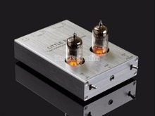 2017 Lastest Little Bear T7  Valve 6J1 Tube Phono Stage RIAA MM Phonograph Preamplifier Stereo Pre-Amp (Silver) Free Shipping