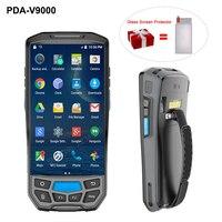 4G беспроводной PDA сборщик данных Android Ручной компьютер КПК POS терминал штрих кодов sacnner считыватель 1D 2D bluetooth складская система PDA