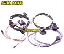 For Golf 7 MK7 Park Pilot Parking Front Update 8K PDC OPS Insatll Cable Wire harness