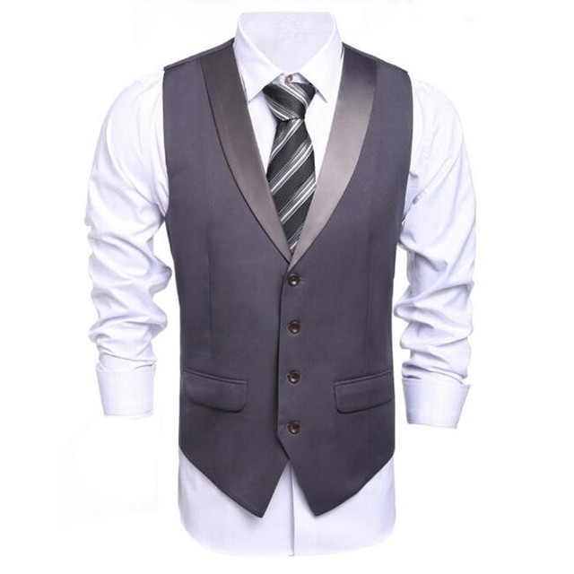 Suit ma3 jia3 arrival men suits waistcoat simple stylish groom ...