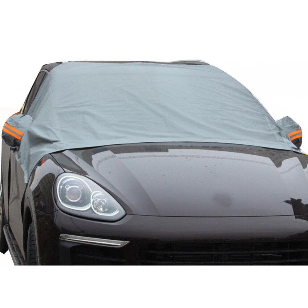 new car sun shade summer winter car windshield cover sunshade heat protection dustproof car. Black Bedroom Furniture Sets. Home Design Ideas