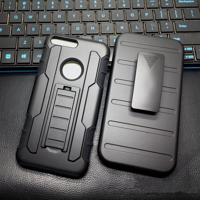 For Google Pixel Case Luxury Hard Military Armor Defender Thin Silicone Phone Case With Clip For Google Pixel XL Case Cover Capa