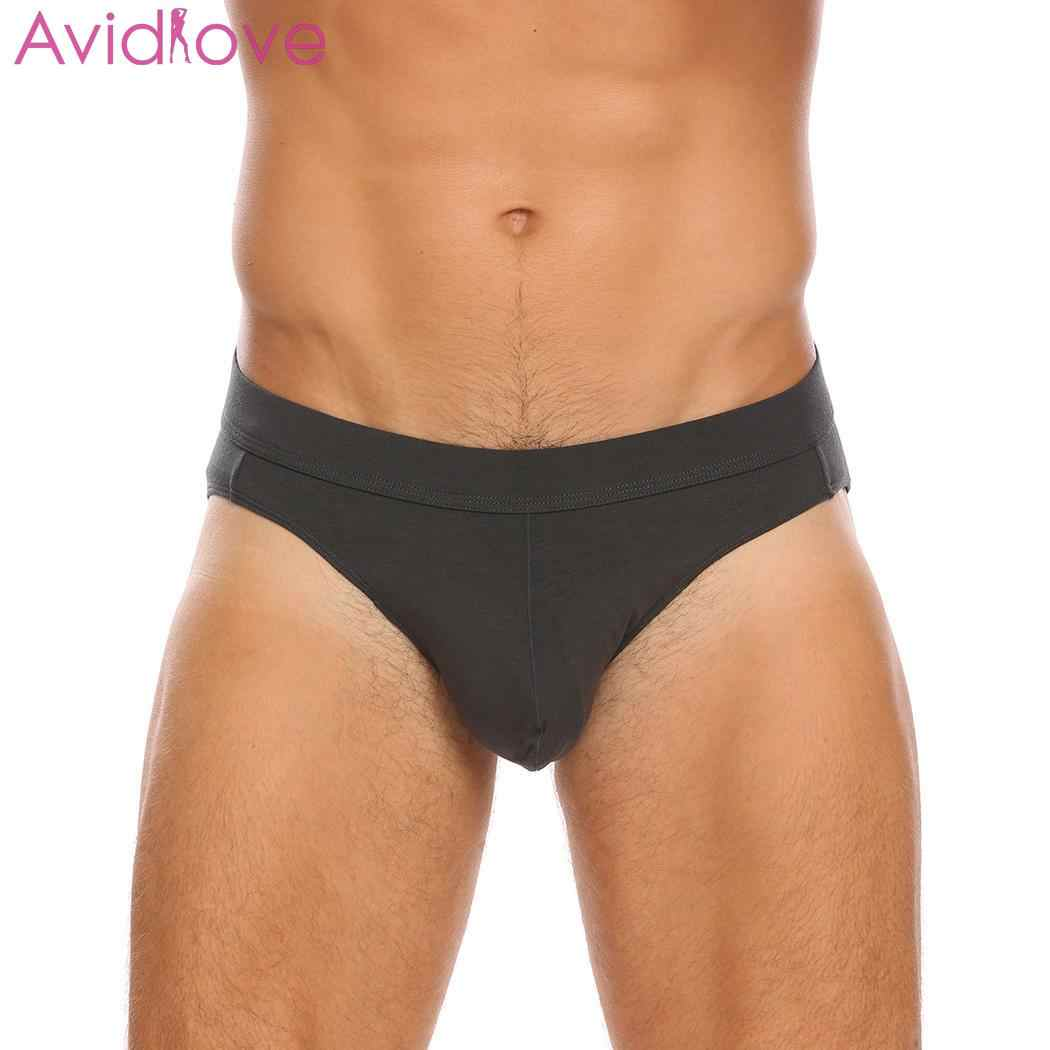 605029c4f443 4pcs/lot Mens Underwear Briefs Sexy Slip Hombre Calzoncillos Male ...