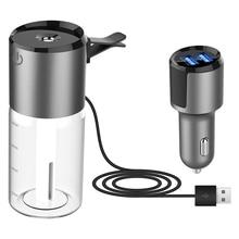 Car humidifier air freshener 1W-3W USB Charge Car Air Humidifier Air Purifier Water Tank Capacity 100ML