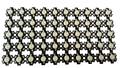 High Power 50pcs/lot 1W 30mil 100LM 3W 200-260LM 45mil Cool White 10000K~15000K LED Light Beads Light With 20mm Star Base