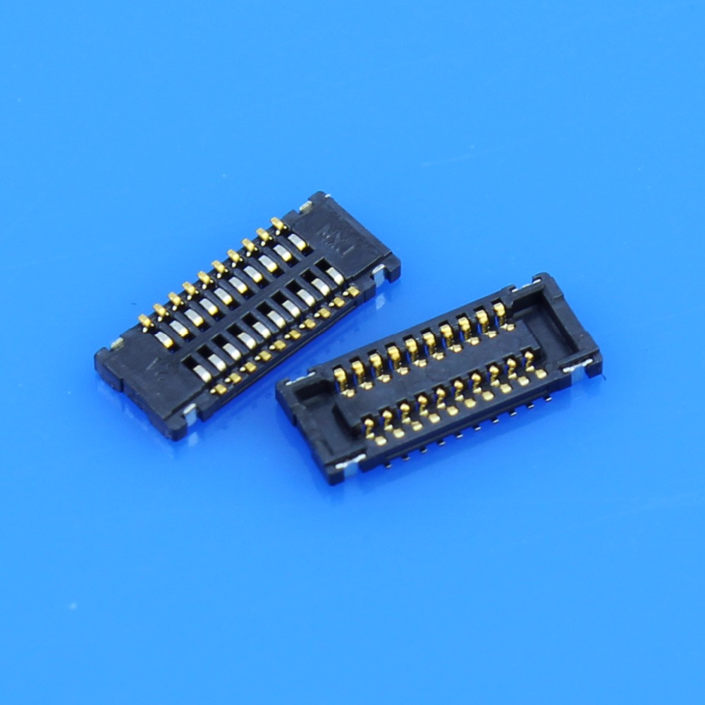 2PCS LCD Display FPC Connector for iPad mini A1489 A1490 A1491 on Logic Board