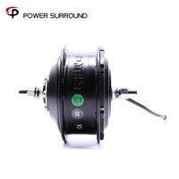 36V250W Front geared direct motor for ebike/brushless hub motor/8fun/bafang electric wheel motor wheel