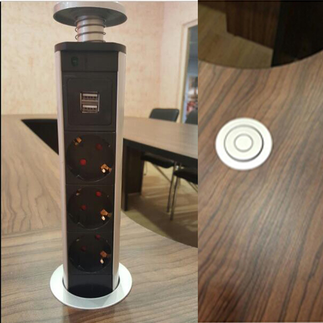 Widely Used Good And Quality Desk Pop Up Electrical Outlet. Appliances  Purchase Pop Up Electrical Outlet Kitchen Counter