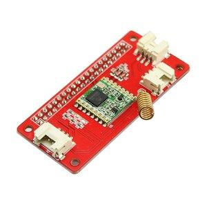 Image 3 - Elecrow Lora RFM95 IOT Board for Raspberry Pi 3 B 2 B+ RPI RFM95 Wireless Transport Module DIY Kit