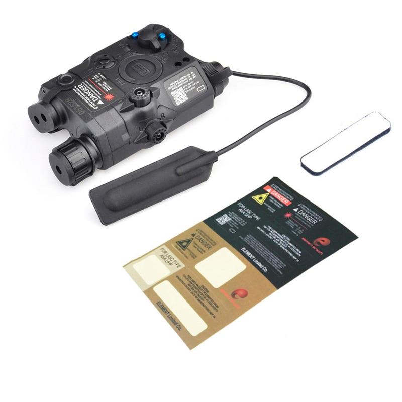 Element Airsoft LA-5 Red Laser IR լազերային LED - Որս - Լուսանկար 6
