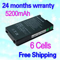 JIGUSpecial Цена 6 новых клеток Аккумулятор для Ноутбука ASUS A32-F80A A32-F80H L0690LC NB-BAT-A8-NF51B1000 PRO61xxx PRO86xxx N81