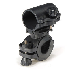 Portable cycling bike bicycle light lamp stand holder rotation grip led flashlight torch clamp clip mount.jpg 250x250