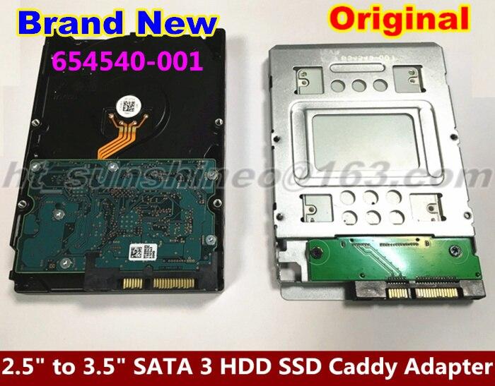 NEUE 654540-001 Für HP 2,5