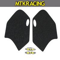 MTKRACING Motorcycle Anti Slip Pad Tank 3M Traction Pad Side Gas Knee Grip Protector Stickers For HONDA CBR650F CBR 650F