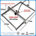 5500MW AS-3 big work area 65*50cm DIY laser mcahine, laser engraving machine,cnc laser machine , advanced toys , best gift
