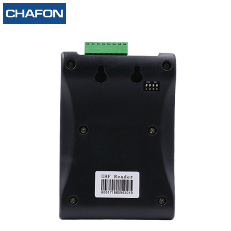 Image 2 - CHAFON 1M uhf rfid desktop reader emulate keyboard version No Driver for access control-in Control Card Readers from Security & Protection