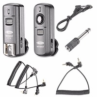 Neewer FC 16 Multi Channel 2 4GHz 3 IN 1 Wireless Flash Studio Flash Trigger With