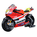 1:18 Maisto Ducati Racing Motorcycle Toy Alloy Diecast & ABS Miniature Motor Bicycle Simulation Model Toy Motorcycles For Kids