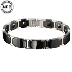 Noproblem ion antifatigue power choker unicorn bio metal 99.99% pure germanium powder bead men's bracelets tungsten metal bead bead rare refractory metal bead w 99 95% 5 grams