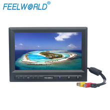 "Feelworld 8 Inch 800×480 Brigtness Tinggi Ground Station HD FPV Monitor untuk UAV Drone 8 ""LCD Monitor FPV819A"