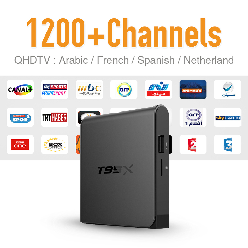 Europe IPTV Box Android TV Box Sky IPTV Receiver & 1200+ Sky French Turkish Netherlands Channels WIFI Faster CPU Android TV Box запчасти для мобильных телефонов afti explay advance tv sky sky plus bm3 82 0401460 00