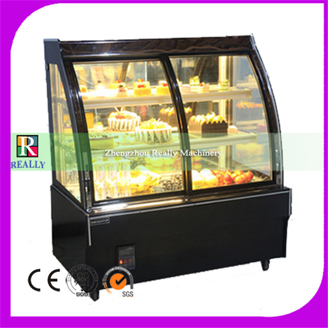 Commercial Used Automatic Humidification Display Chiller Fruit And  Vegetable Display Cooler Optical Display Cabinets